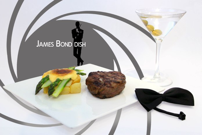 Plato Bond según el Bristol Bar