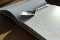 Emma Darwin's cookbook inside