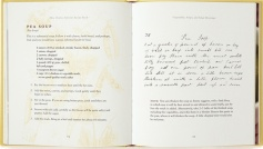 Emma Darwin's cookbook inside 02